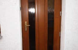 Vchodové dveře do RD