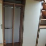 Vestavná skříň do podkroví B (450 x 600)